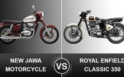 Royal Enfield Vs Jawa